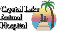 Crystal Lake Animal Hospital logo