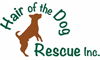 Hair of the Dog Rescue logo