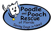 Poodle and Pooch Rescue of Florida logo